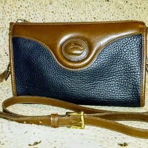 Vintage Dooney & Burke Crossbody Purse